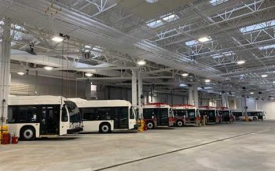 CNG vs Battery Electric Buses in Alberta